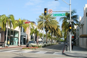 Los Angeles - Beverly Hills - Rodeo Drive - ©Jacob Spangenberg