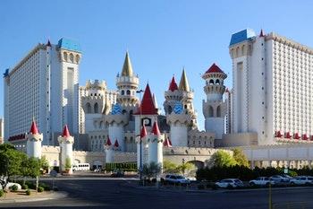 Hotel Excalibur in Las Vegas - ©Eberhardt TRAVEL