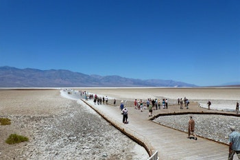 Badwater Point in Death Valley Nationalpark - ©Eberhardt TRAVEL