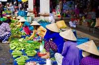 Vietnam Markt - ©Ngoc Anh Nguyen
