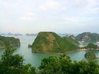 Halong-Bucht - ©Ngoc Anh Nguyen
