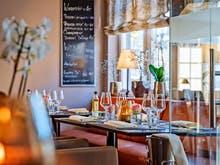 DE_Lauterbach_Romantikhotel_Schubert_Restaurant, Copyright: Ydo Sol Images