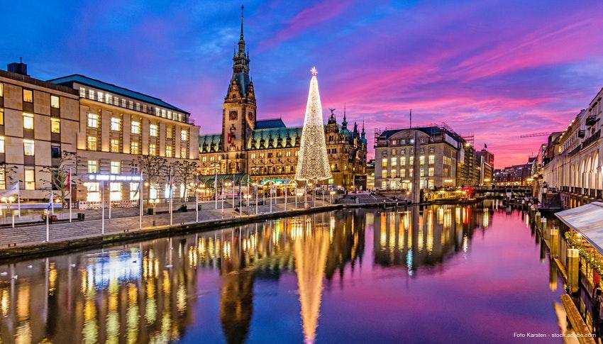 Weihnachten Im 4 Sterne Hotel Panorama Hamburg Harburg Saison