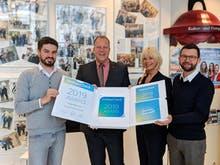 Hotel König Albert Bad Elster - Auszeichnung HolidayCheck Award 2019, Copyright: Hotel König Albert Bad Elster
