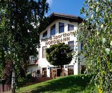 DE_Arnstein_Hotel_Nordmann_Aussenansicht, Copyright: Hotel Nordmann
