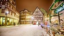 Schmalkalden - Altstadt, Copyright: Weihnachten Altstadt_Axel Bauer