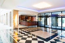 Novotel Hildesheim - Lobbybereich, Copyright: Abacapress/ Maurice Russel