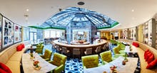 Mercure Hotel - Panorama Bar, Copyright: Mercure Hotel Krefeld