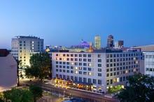 Maritim Hotel Berlin Aussenaufnahme, Copyright: axel kull