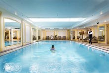 Maritim Hotel Berlin Pool, Copyright: Maritim Hotel Berlin - Alle Rechte vorbehalten lt. §2UrhG.