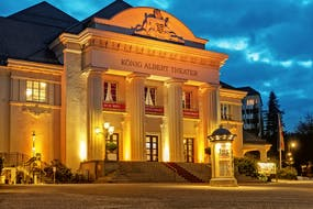 Hotel König Albert - König-Albert-Theater, Copyright: Jan Bräuer