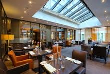 Atlantic Grand Hotel Bremen - Wintergarten, Copyright: www.gabyahnert.de