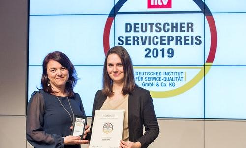 Deutscher Service Preis 2019