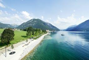 Der Achensee im Sommer, Copyright: Achensee Tourismus