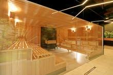 Sauna 5-Sterne-Hotel Hamilton, Copyright: IdeaSpa