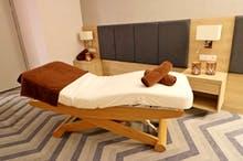 Massageraum 5-Sterne-Hotel Hamilton, Copyright: IdeaSpa