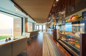 Café 5-Sterne-Hotel Radisson Blu Resort, Swinoujscie, Copyright: Radisson Blu Resort, Swinoujscie