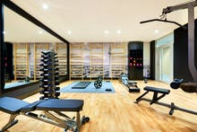 Fitnessraum 5-Sterne-Hotel Radisson Blu Resort, Swinoujscie, Copyright: Radisson Blu Resort, Swinoujscie