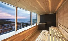 Sauna 5-Sterne-Hotel Radisson Blu Resort, Swinoujscie, Copyright: Radisson Blu Resort, Swinoujscie