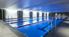 Schwimmbad 5-Sterne-Hotel Radisson Blu Resort, Swinoujscie, Copyright: Radisson Blu Resort, Swinoujscie