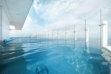 Sky Pool 5-Sterne-Hotel Radisson Blu Resort, Swinoujscie, Copyright: Radisson Blu Resort, Swinoujscie