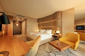 Zimmerbeispiel superior 5-Sterne-Hotel Radisson Blu Resort, Swinoujscie, Copyright: Radisson Blu Resort, Swinoujscie