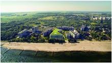 Luftaufnahme Seaside Park Hotel, Copyright: IdeaSpa