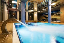 Hotel Olymp 3 - Schwimmbad, Copyright: IdeaSpa