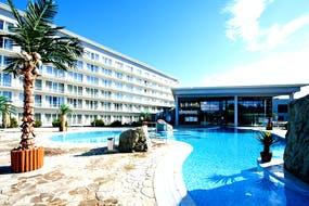 Hotel Ikar Plaza - Poollandschaft, Copyright: IdeaSpa