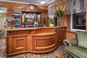 Hotel Polaris 3 - Rezeption, Copyright: Artur Magdziarz - Polaris III