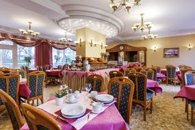 Hotel Polaris 3 - Restaurant, Copyright: Artur Magdziarz - Polaris III