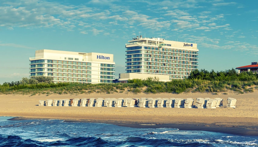 Familien-Urlaub in Polen - 5-Sterne-Hotel Hilton ...