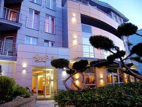 Außenansicht Hotel Delfin Spa, Copyright: Delfin Spa