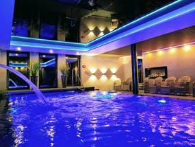 Schwimmbad Hotel Delfin Spa, Copyright: Hotel Delfin Spa