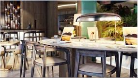 Lobby 5-Sterne-Hotel Hilton Swinoujscie, Copyright: Zdrojowa Gruppe