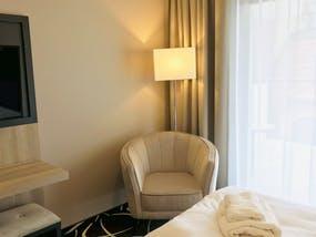 Hotel Trofana - Beispiel Sitzecke - 4-Sterne-Bereich, Copyright: Hotel Trofana Wellness & Spa