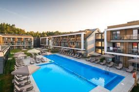 Saltic Resort & Spa - Außenpool, Copyright: Saltic Resort & Spa