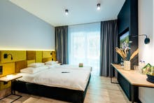 Saltic Resort & Spa - Doppelzimmer mit Zustellbett, Copyright: Saltic Resort & Spa