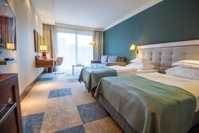 Zimmerbeispiel 5-Sterne-Hotel Aquarius, Copyright: 5-Sterne-Hotel Aquarius
