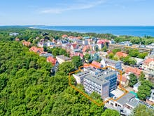 Luftaufnahme Hotel Sobotka, Copyright: IdeaSpa
