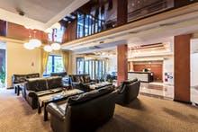 Hotel Kudowa - Lobby Bar, Copyright: Maciej Schulz