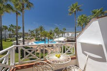 Balkon Garden Holiday Village, Copyright: Hotel Garden Holiday Village