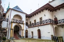CZ_Zbiroh_Chateau_Zbiroh_Innenhof, Copyright: Chateau Zbiroh