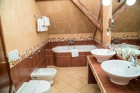 CZ_Zbiroh_Chateau_Zbiroh_Badezimmer, Copyright: Chateau Zbiroh