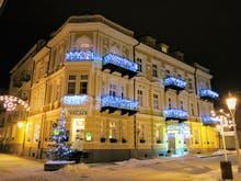 Franzensbad - Kurhotel Palace 1, Copyright: LD Palace s.r.o.