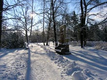 Winter in Franzensbad, Copyright: LD Palace s.r.o.