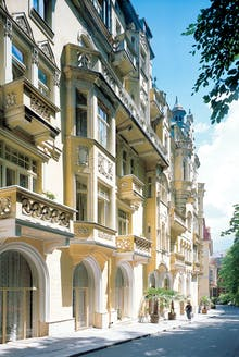 Hotel Svoboda - Aussenansicht, Copyright: Hotel Svoboda