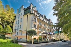 Villa Savoy Spa Hotel - Außenansicht, Copyright: Villa Savoy Spa Hotel Marienbad
