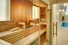 Marienbad - Spa Hotel Vltava - Sauna, Copyright: Jan Prerovsky