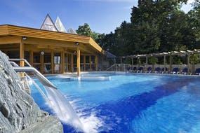 Danubius Health SPA Resort Aqua - Außenpool, Copyright: Danubius Health SPA Resort Aqua Heviz